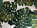 monstera-twill